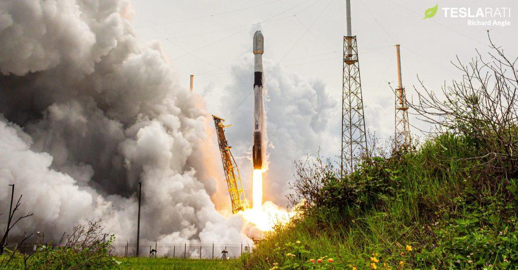 Die Falcon 9-Rakete von SpaceX dominiert die weltweiten Orbitalstarts im Jahr 2021