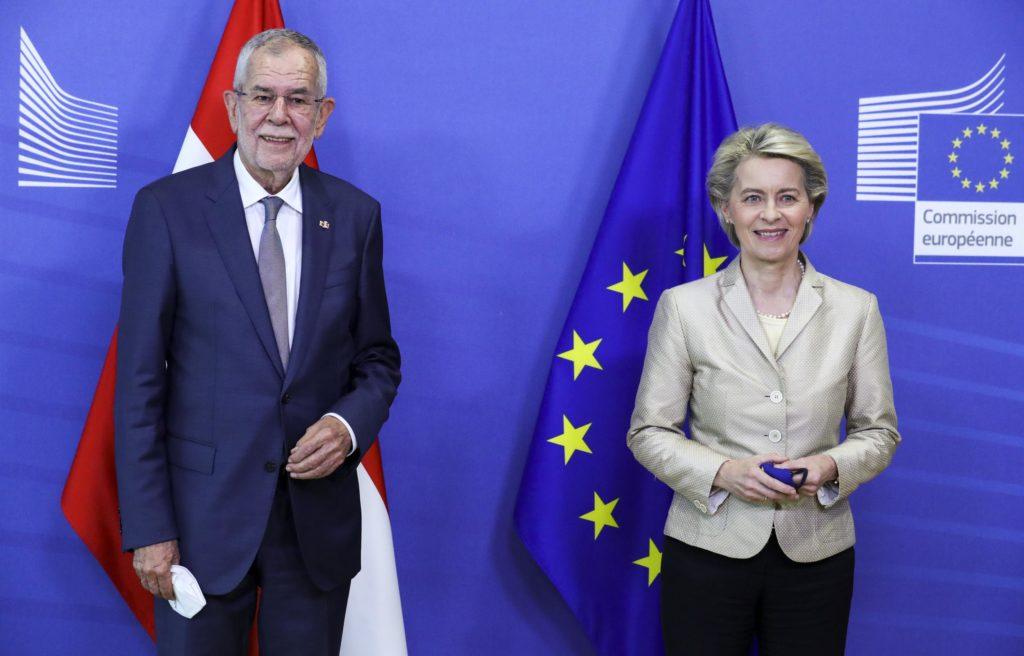 EU-Länder billigen ein Dutzend Konjunkturpakete für Pandemien