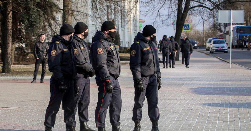EU erzielt Einigung über Wirtschaftssanktionen gegen Weißrussland, sagen österreichische Diplomaten