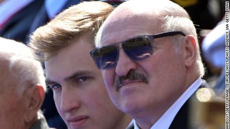 USA, EU, Großbritannien und Kanada verhängen neue Sanktionen gegen Weißrussland