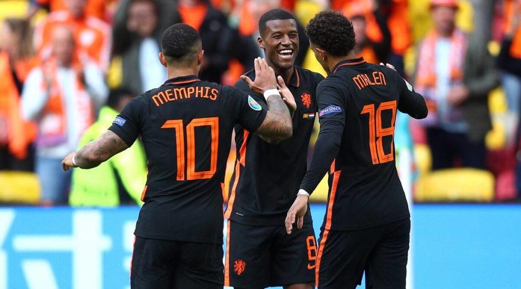 Euro 2020: Die Niederlande machen in der Gruppe C einen sauberen Ruck;  Österreich im Achtelfinale
