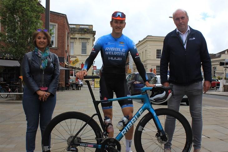 Exeter bereitet sich auf die Tour de Bretagne vor