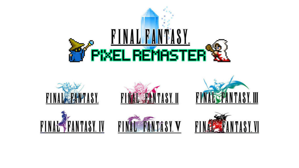 Final Fantasy Pixel Remaster Collection könnte auf anderen Plattformen erscheinen, wenn genügend Leute danach fragen