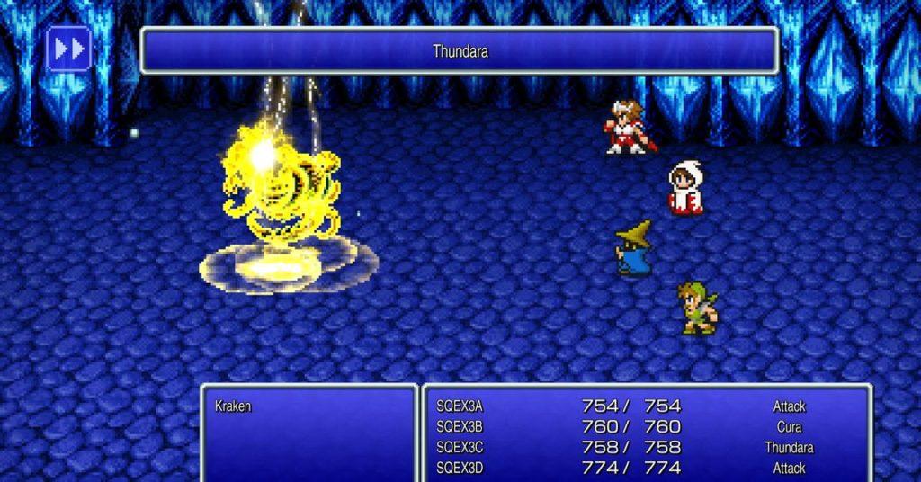 Final Fantasy Remaster Font: So korrigieren Sie die Größe auf dem PC