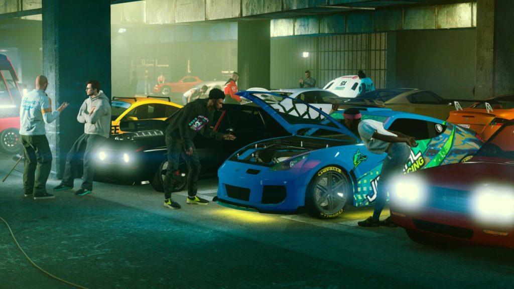 GTA Online auf PS5, Xbox erhält exklusive Fahrzeug-Upgrades