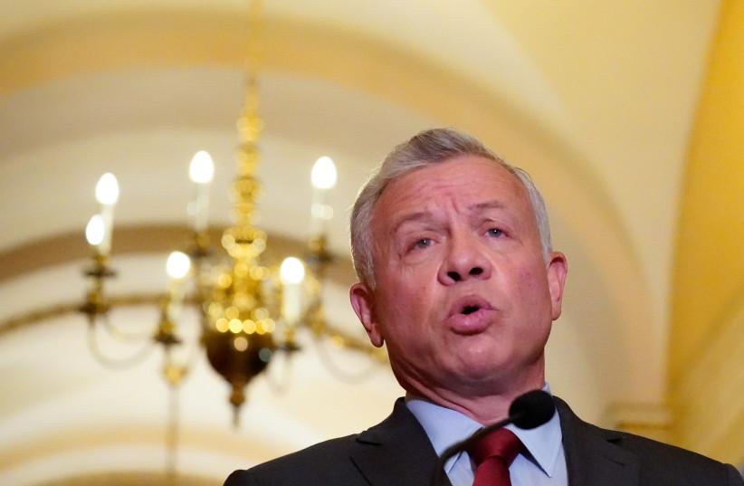 Jordanien wurde von iranischen Drohnen angegriffen – König Abdullah