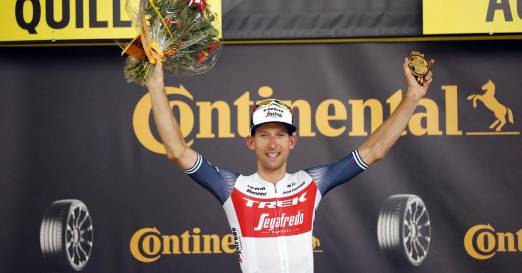 Mollema holt Vintage-Tour-de-France-Sieg mit Solo-Raid