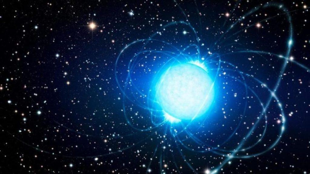 Neutronensterne haben Berge, die weniger als einen Millimeter hoch sind