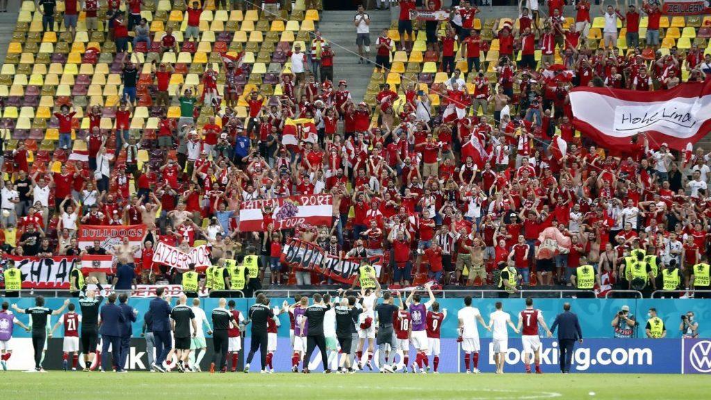 Österreich qualifiziert sich für die Euro