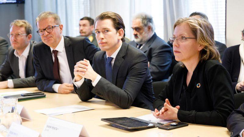 Österreichische Koalition streitet über Klimaschutz - EURACTIV.com