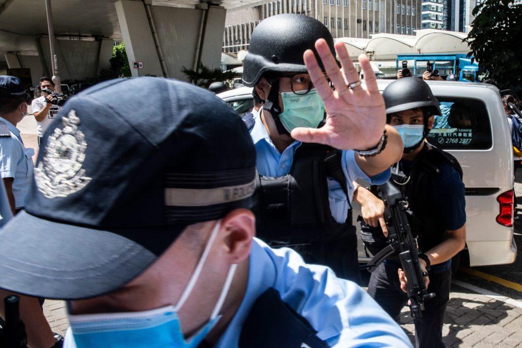 Pro-Demokratie-Demonstrant zu neun Jahren Haft verurteilt