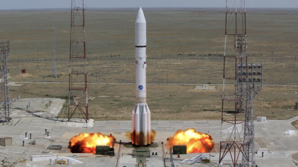 Sehen Sie live die Einführung des neuen ISS-Moduls und des europäischen Roboterarms durch Russland