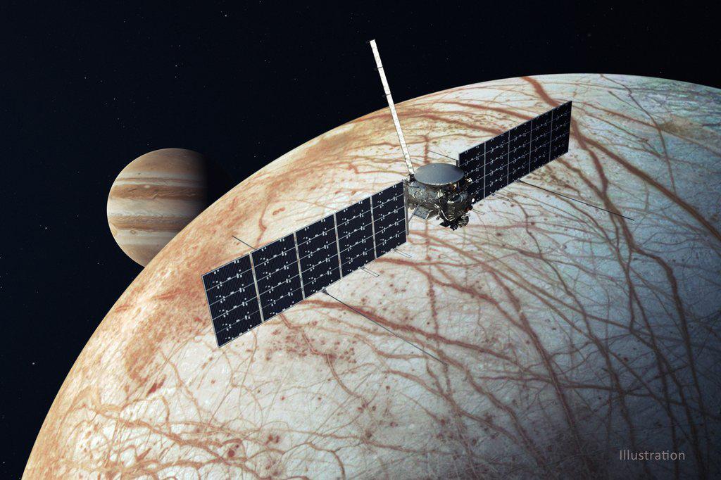 SpaceX gewinnt Vertrag mit der NASA zum Start der Europa Clipper-Mission von JPL zum Jupiter – Orange County Register