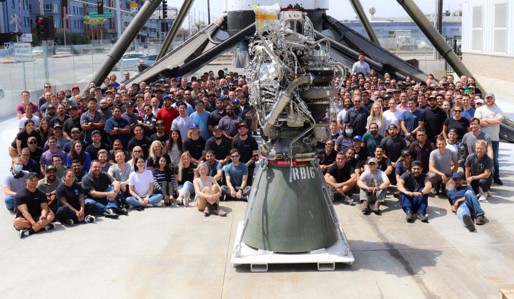 SpaceX hat gerade die 100. Raptor-Engine von Starship fertiggestellt
