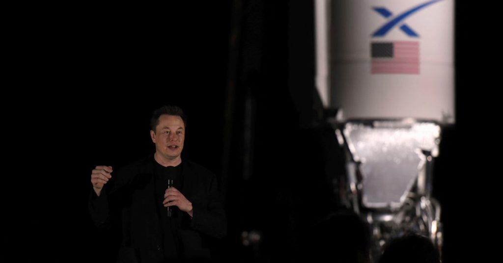 SpaceX sichert Startvertrag mit NASA für Mission zum Mond Jupiter Europa Europa