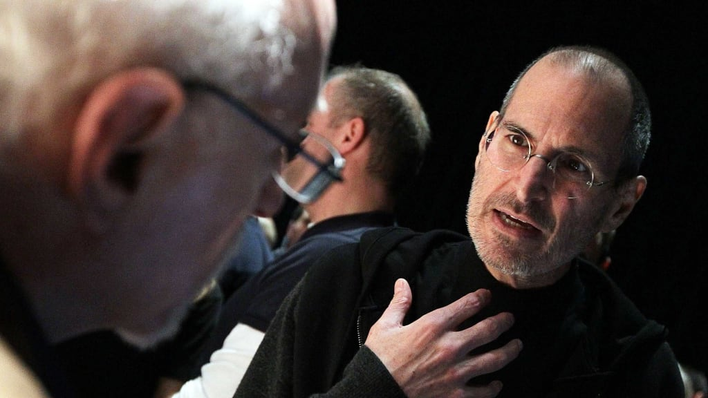 Steve Jobs und SpaceX zeigen die richtige Meeting-Größe auf.  Es ist nicht was du denkst