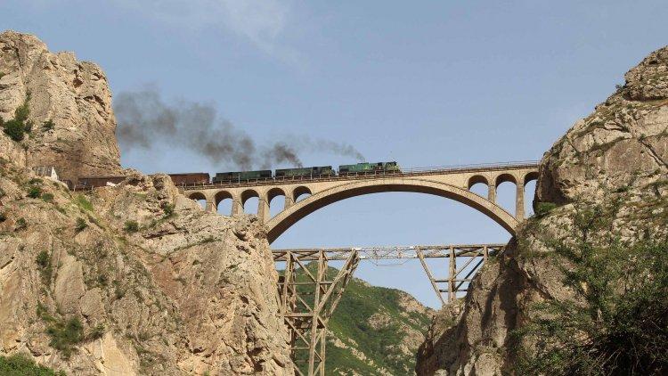 Transiranische Eisenbahn in die UNESCO-Liste des Weltkulturerbes eingetragen