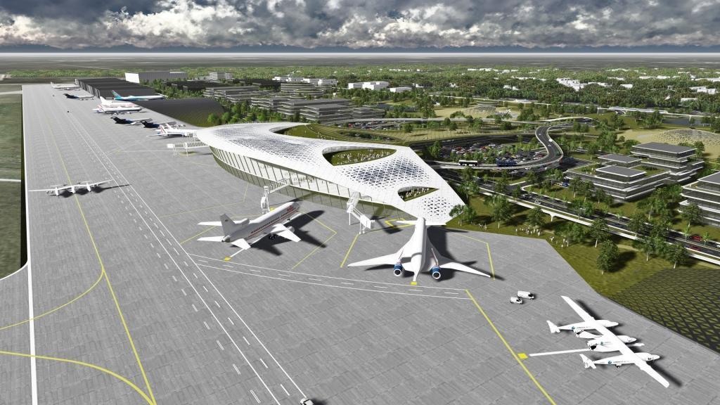 Was Sie vielleicht noch nicht über den Houston Spaceport wissen