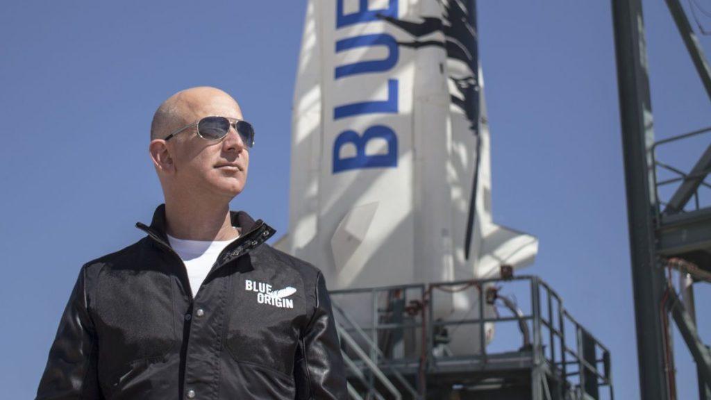 Wie stehen die Chancen, dass Jeff Bezos seinen Flug nach New Shepard nicht überlebt?