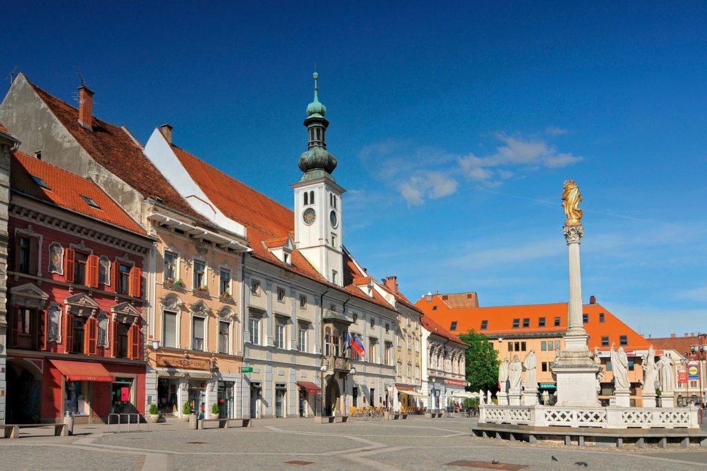 Wie verbringt man ein Wochenende in Maribor, Slowenien