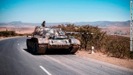 Äthiopien befindet sich im Krieg mit sich selbst.  Das müssen Sie über Konflikte wissen