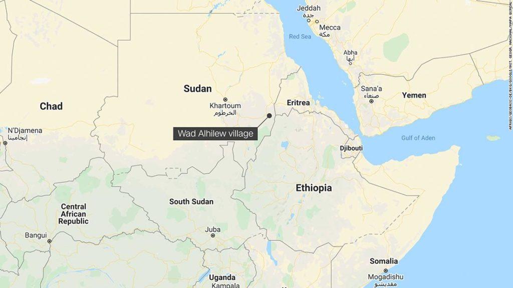 Mindestens 30 Leichen schwimmen im Fluss zwischen dem äthiopischen Tigray und dem Sudan