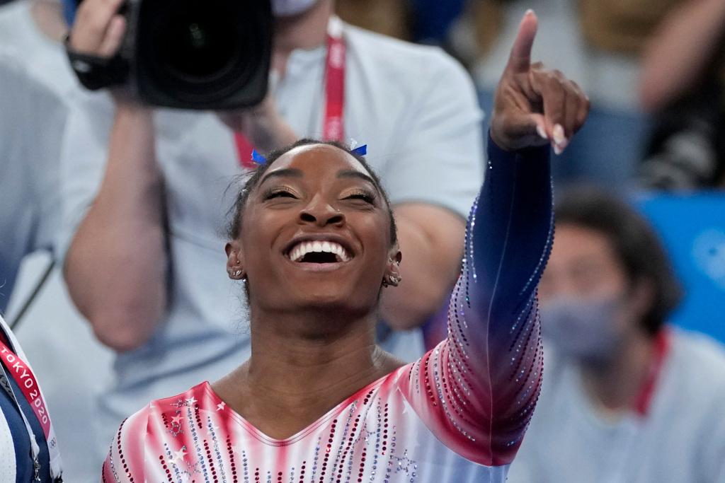 Simone Biles verlässt die Olympischen Spiele in Tokio mit einem Erbe, das tiefer ist als Gold