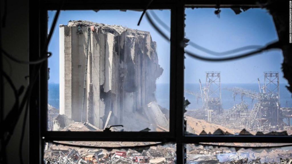 Was wir noch nicht über die Explosion des Hafens von Beirut wissen