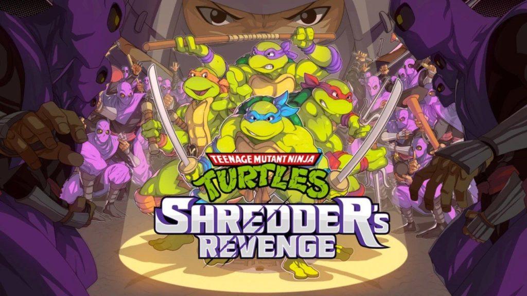 Teenage Mutant Ninja Turtles: Shredder's Revenge für Gamescom 2021 gehänselt