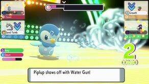 Shiny Diamond und Shiny Pearl Pokémon