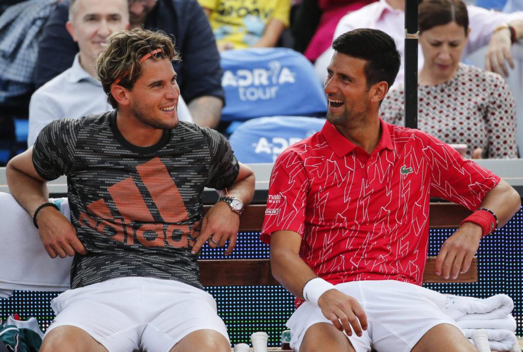 """""""Glück des Jahrhunderts"""": Dominic Thiem begründet Novak Djokovic den Sieg der US Open 2021"""