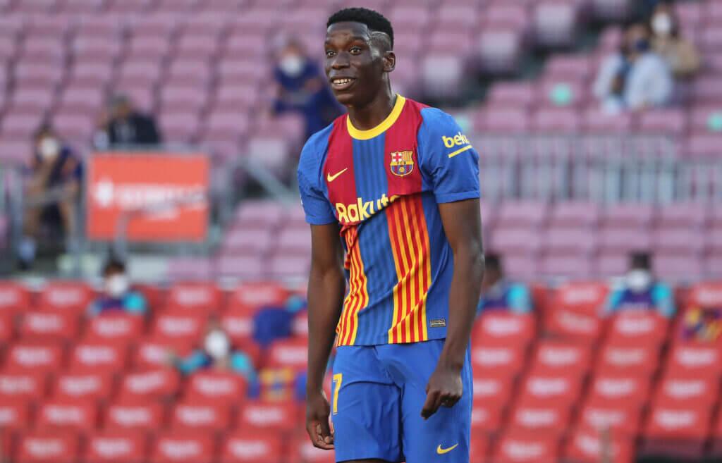 Chelsea bereitet seine Kandidatur für Barcelonas Mittelfeldspieler Ilaix Moriba . vor
