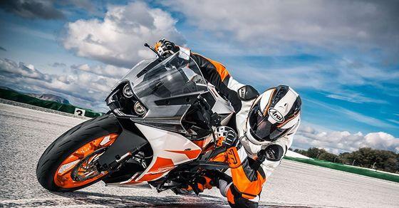 Die neue Generation KTM RC offiziell gehänselt;  Weltpremiere voraussichtlich nächsten Monat