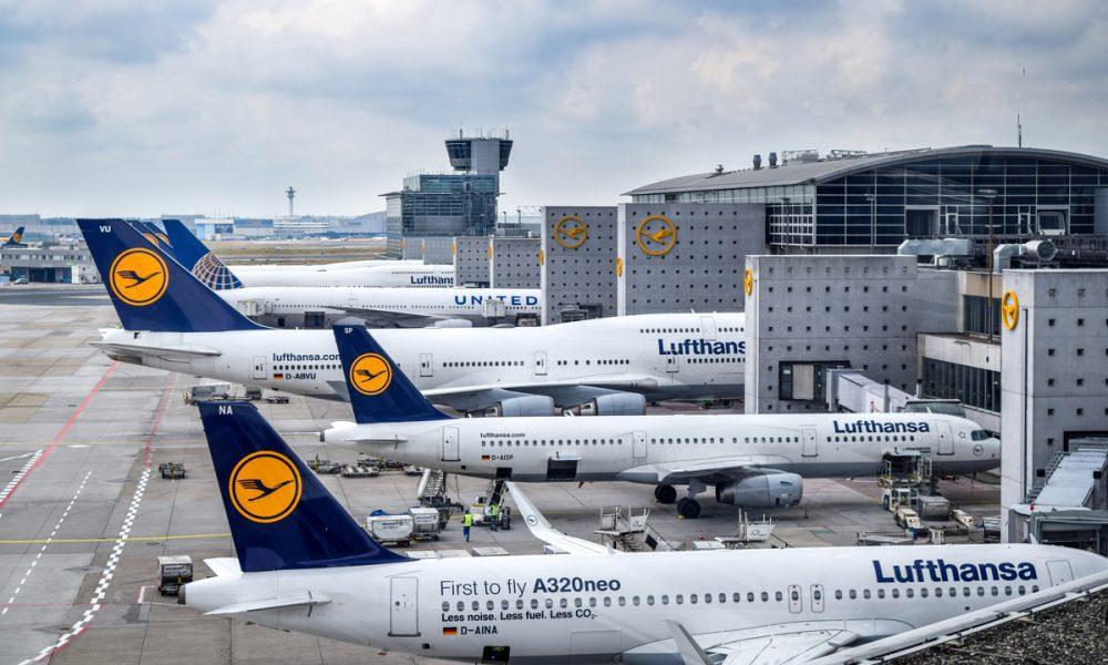 Lufthansa fügt Flüge für Geschäftsreisende hinzu