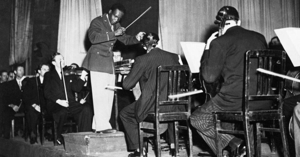 Als Europa schwarzen Komponisten ein Ohr bot
