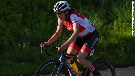 Anna Kiesenhofer war vor dem Rennradfahren der Underdog, da sie erst 2014 mit dem Sport begonnen hatte.