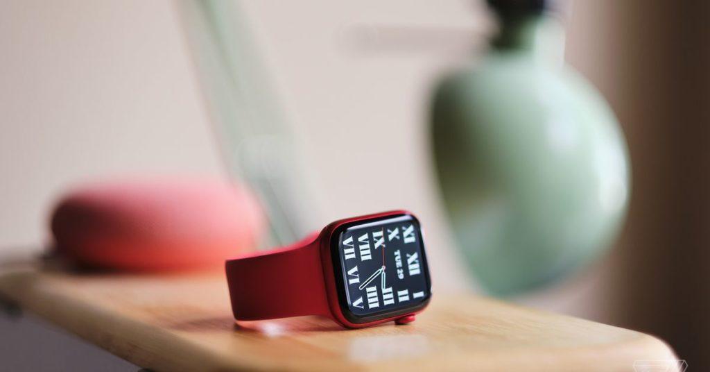 Apple Watch Series 7 hat angeblich flache Seiten und größere Bildschirme