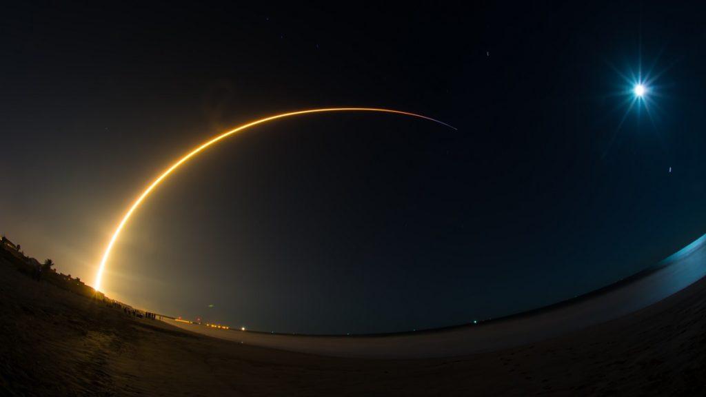 Australische CubeSats starten mit SpaceX-Rakete