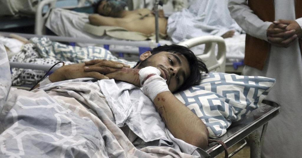 Biden schwört Rache für Angriff auf Kabul, bei dem 13 US-Soldaten getötet wurden