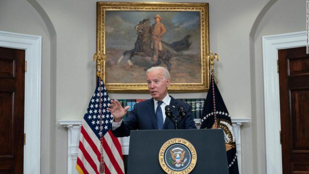 Biden steht vor dem Druck der G7, die Abzugsfrist für Afghanistan zu verlängern