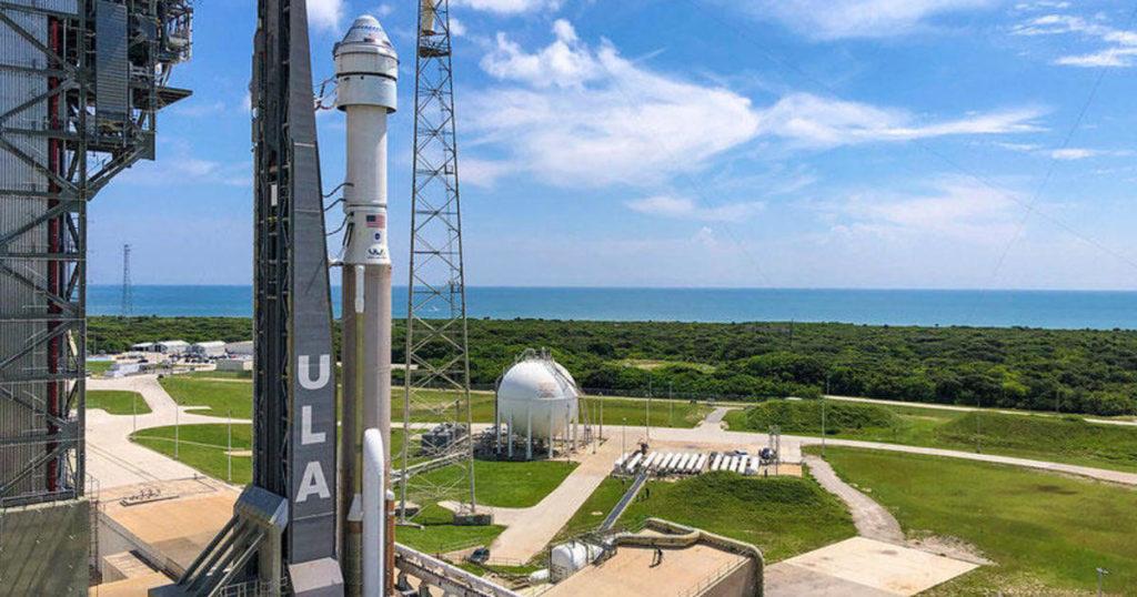 Boeing bricht den Start der Starliner-Crew-Kapsel zur Raumstation ab