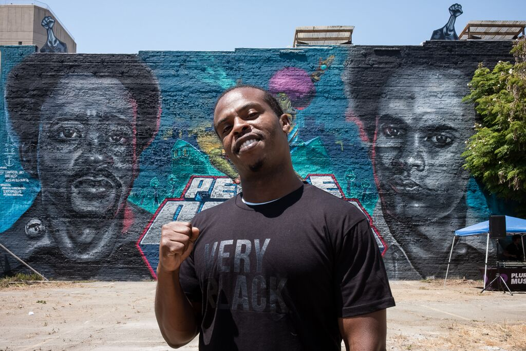 Damien McDuffie sieht Augmented Reality als die Zukunft der Bewahrung von Oakland-Geschichten