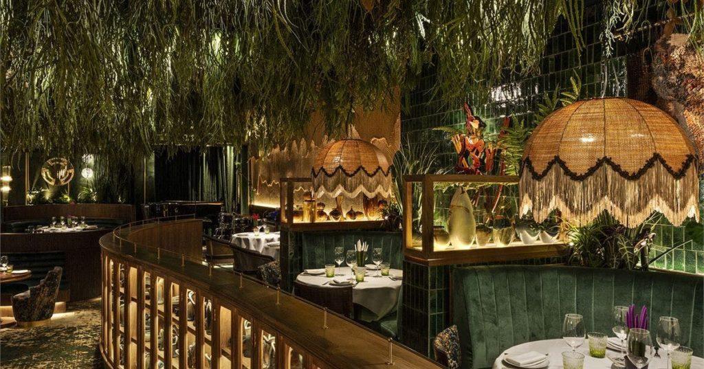 Die 29 coolsten und stilvollsten Restaurants in London jetzt buchen