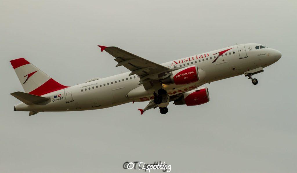 Die Buchungen des ersten Halbjahres im Sommer geben Austrian Airlines einen Schub für den Herbst
