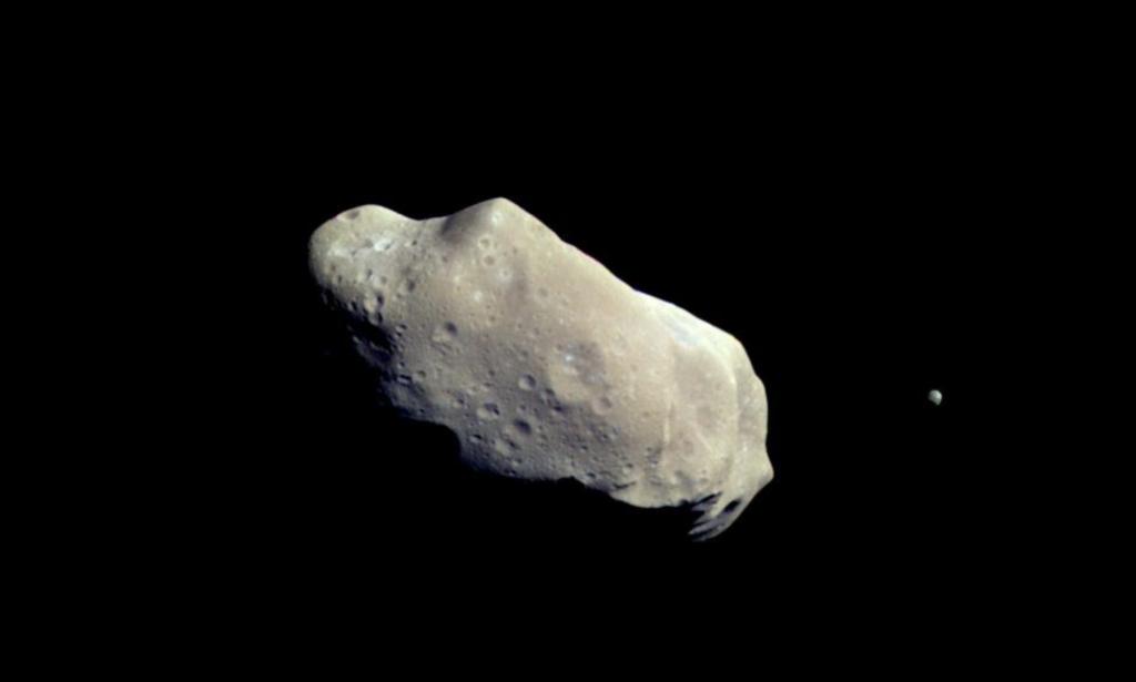 Die Galileo-Raumsonde der NASA erfüllt weiterhin viele Aufgaben, nachdem sie vor 28 Jahren den Asteroiden Ida passiert hat