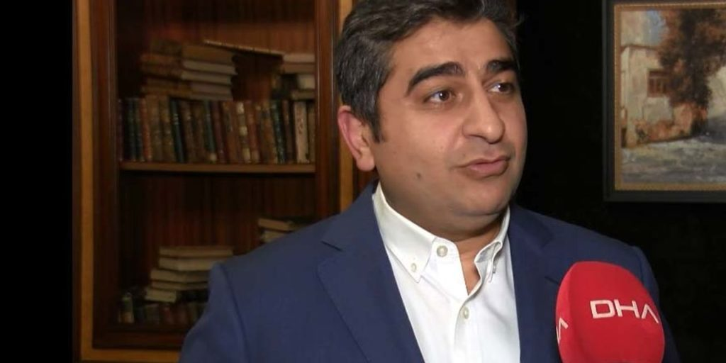 Die Türkei hat einen Geschäftsmann auf frischer Tat ertappt, der mit der türkischen Elite in Verbindung steht