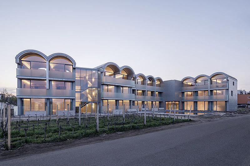 Eröffnung des Loisium Wine and Spa Resort in Langenlois, Österreich