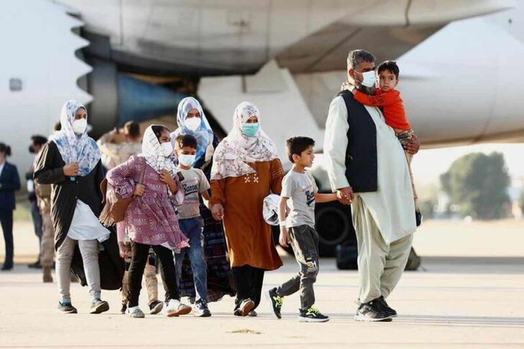 Evakuierungen aus Afghanistan nach Ländern