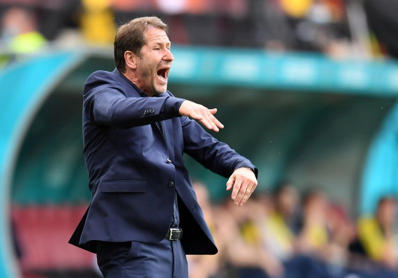 Fußball: Fußball-Österreich-Trainer sagt, dass es keinen Sinn macht, dass Wembley das Spiel gegen Italien ausrichtet