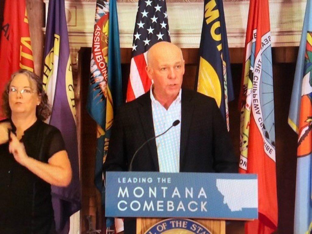 """Gianforte - """"Staat Montana wird keine Haftbefehle verhängen"""""""